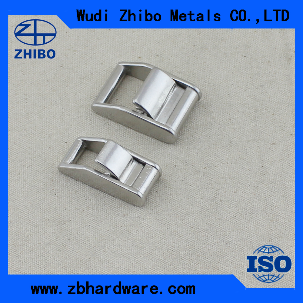 Made In China 25mm Metal Cam Buckle For Lashing Strap