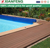 outdoor floor, easy installed wpc composite decking