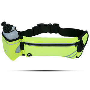 fitness equipment product fashion sport water bottle waist belt bag running