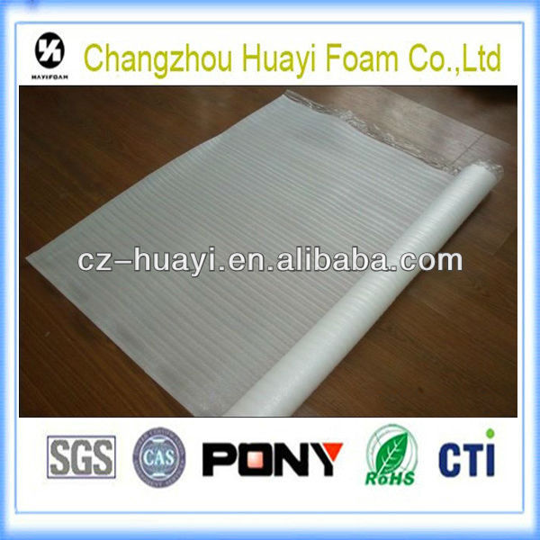 5mm epe foam laminate underlay high density laminate foam underlayment