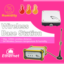 Wireless base station gps survey equipment data logger g7 th weather station