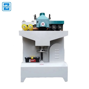automatic planning straight line wood cutting moulding line