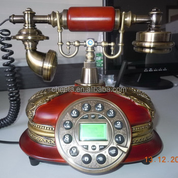 Gsm Wireless Antique Style Cordless