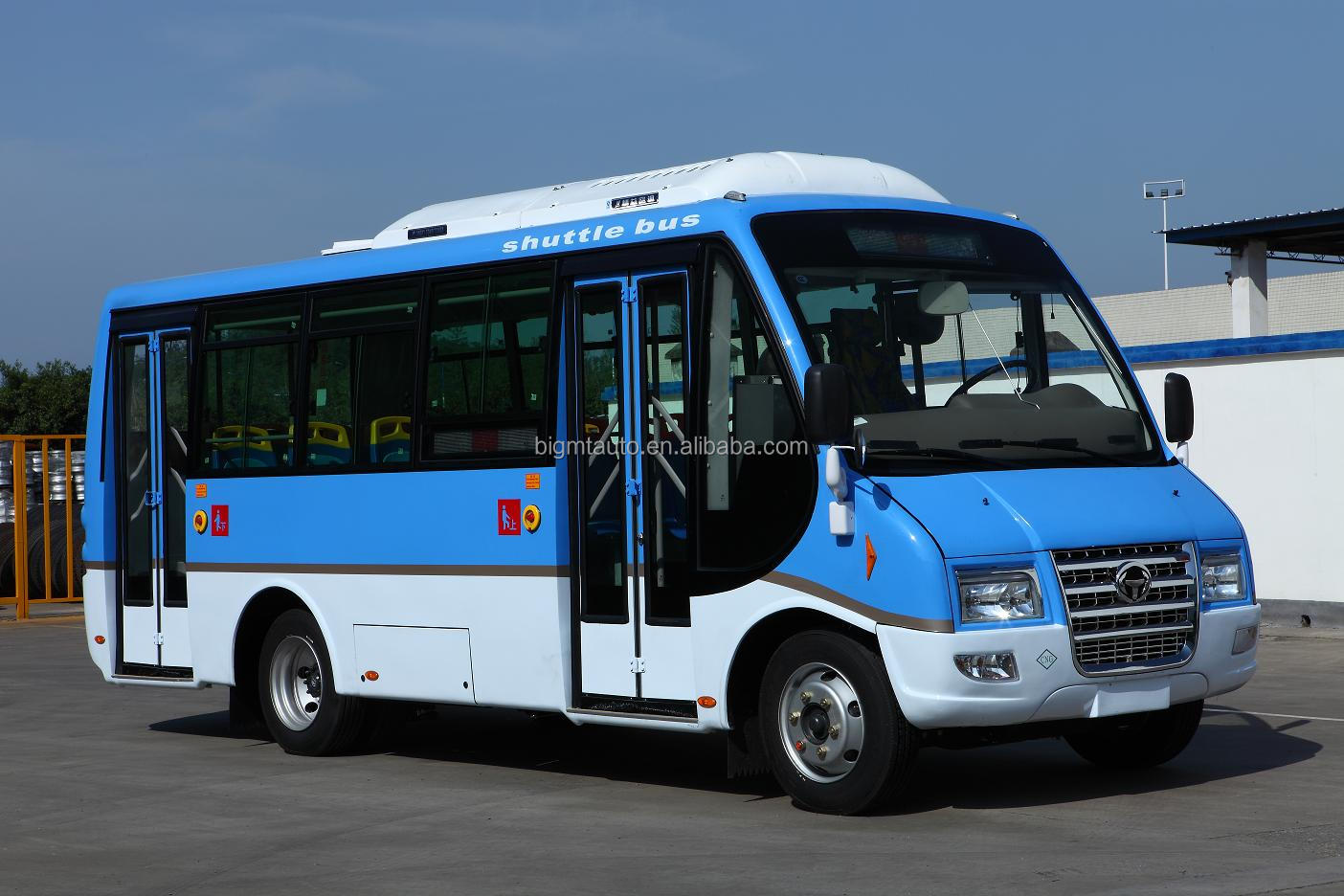 China Passenger Bus Manufacturers Sell 2+2 Seat Layout 22 Seats ...