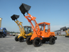 20KW Small Front End Wheel Loader ZL-10