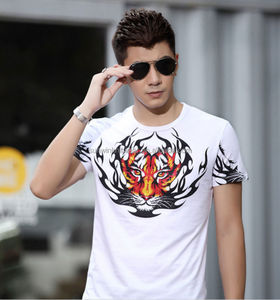 Glitter printing t-shirt manufacturers in usa