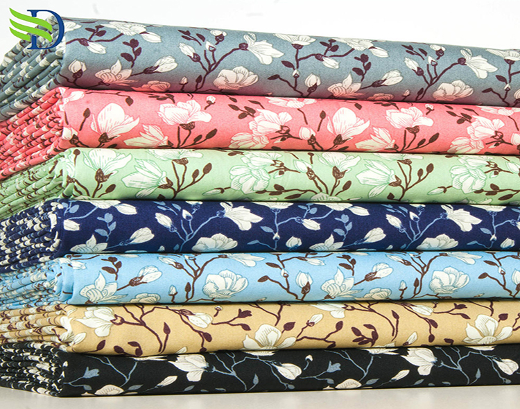 Cheap custom fabric printing 100% cotton flannel for bed sheet
