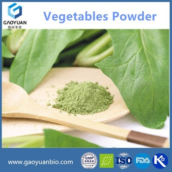 100% Natural Spinach Powder freeze Dried Spinach Powder, - No pigment No addtives