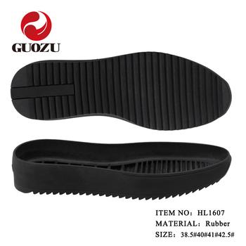 Thick Rubber Platform Shoe Soles