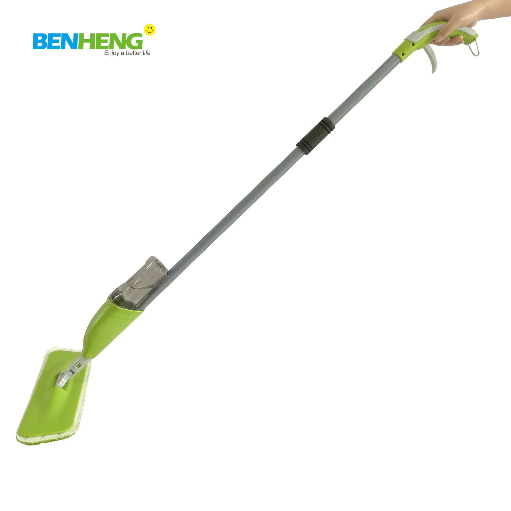 Wassersprühmopp Magic Spray Clean Mop Mikrofaser-Fußbodenspray und Reinigungsmop