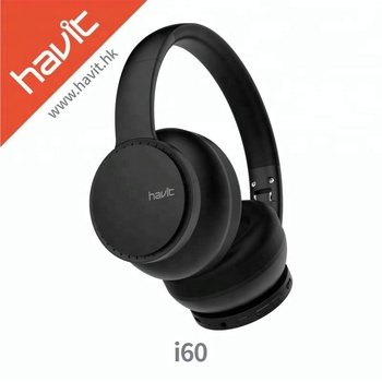ee5ba187aba HAVIT I60N HiFi Stereo Best Active Noise Cancelling Bluetooth Headphone