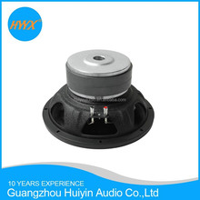 10-inch Dual Voice Coil Subwoofer / car speaker/ Cheap Car subwoofer