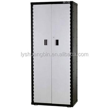 Armadio Metallico Per Ufficio.Ufficio Verticale Storage Doppia Porta Armadi Metallici Per