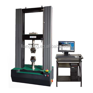 10 ton universal testing machine for steel bar concrete structure engineering laboratory