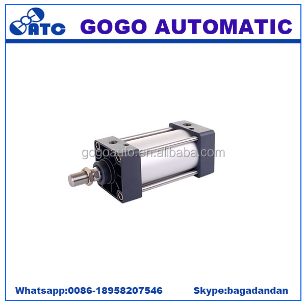 High quality bimba pneumatic pneumatic automation types of cylinder mounting in pneumatic system