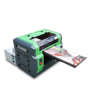 New Design A4 A3 Size LED UV Printer For Pen, Card, mobile Phone Shell, Golf Ball