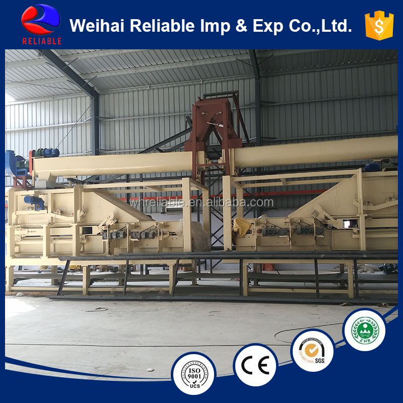 particle board production line diamond roller forming machine