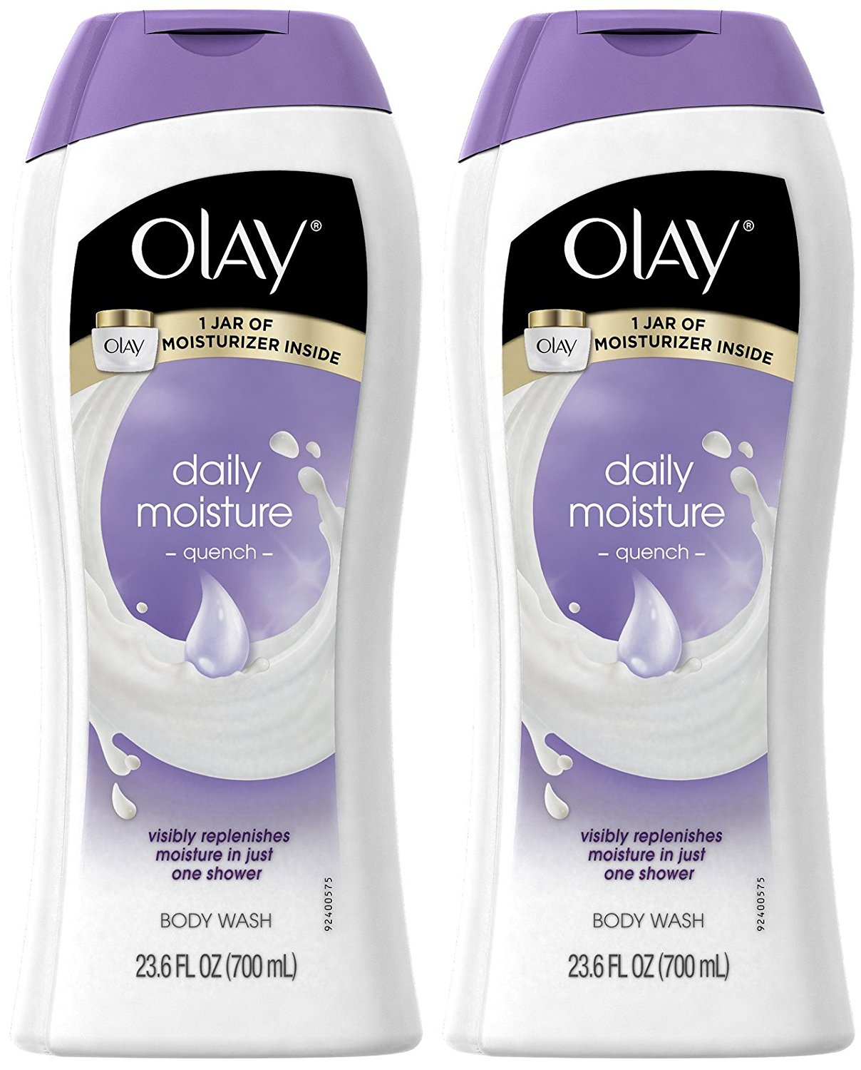 Olay Quench Olay Daily Moisture Quench Moisturizing Body Wash - 23.6 oz - 2 pk