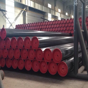 Alibaba golden supplier large diameter heavy wall seamless steel pipe made in China