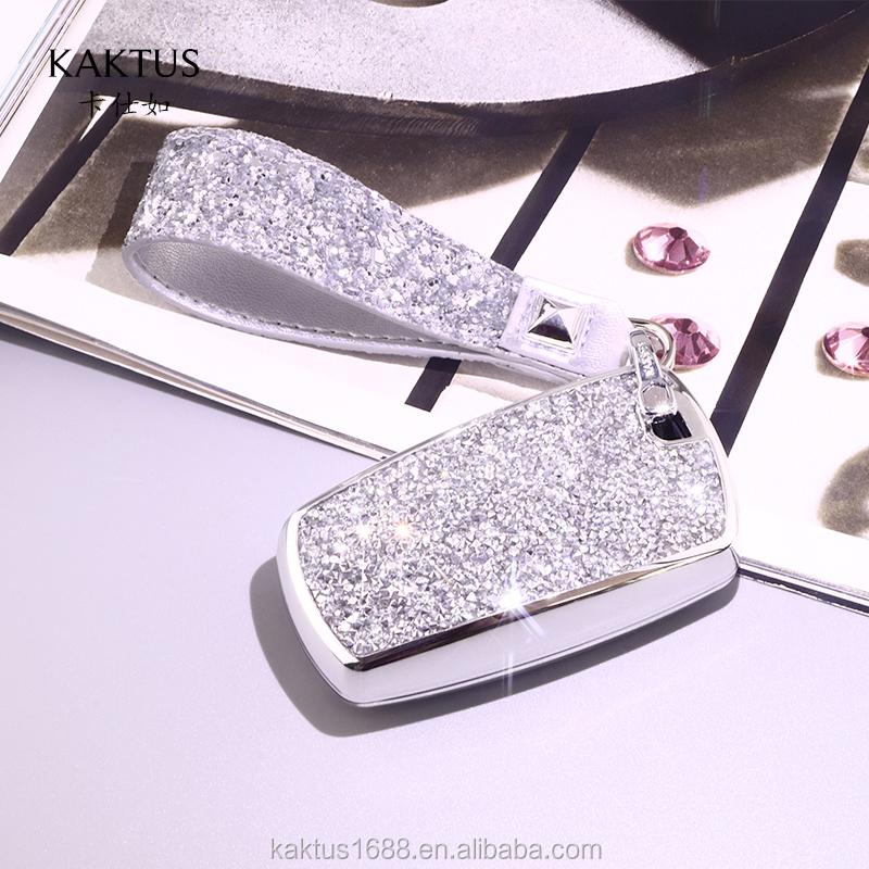 Чехол для автомобильного ключа для BMW серии 5/3 M2M3M4M6  GT поликарбонатный кристаллический защитный чехол для автомобильного ключа