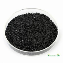 Leonardite soluble humic acid potassium salt