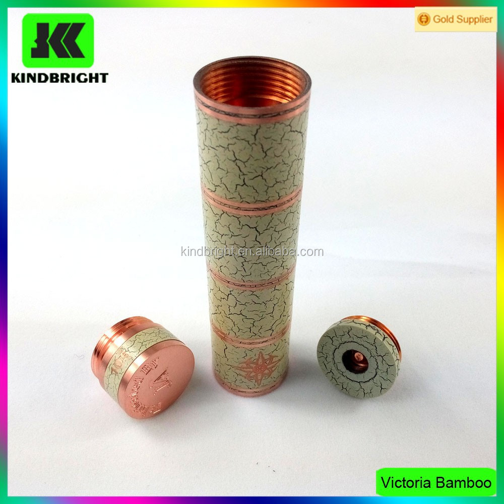 unique design product legion best e cig atomizer Victoria Bamboo mod