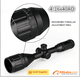 SHARPEYE tactical 4-16X40AO RED /GREEN illumination night vision riflescope
