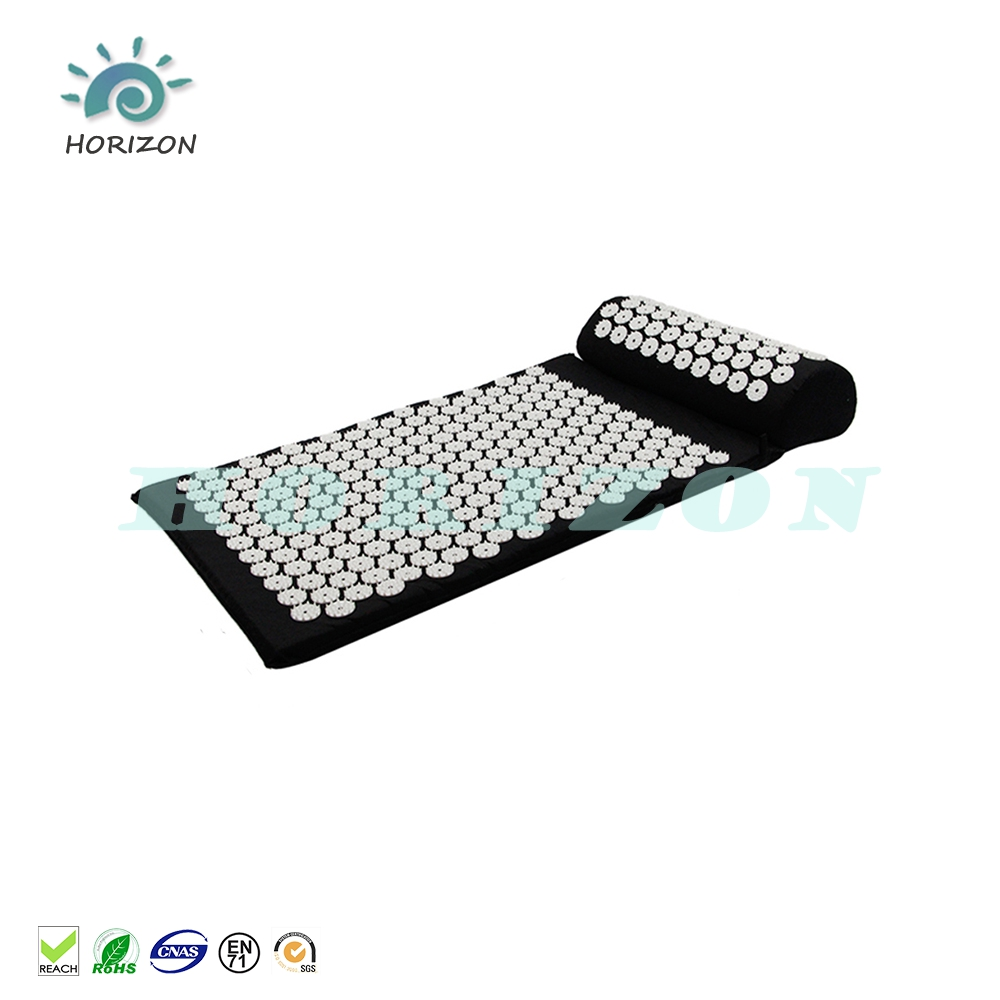 1Pc Sport Yoga Massage Mattress Mat Relieve Pain Acupressure Cushion Pad Hot FI