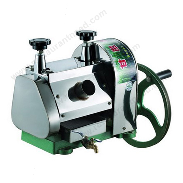 High Quality Commercial Portable Manual Sugar Cane Crusher Machine