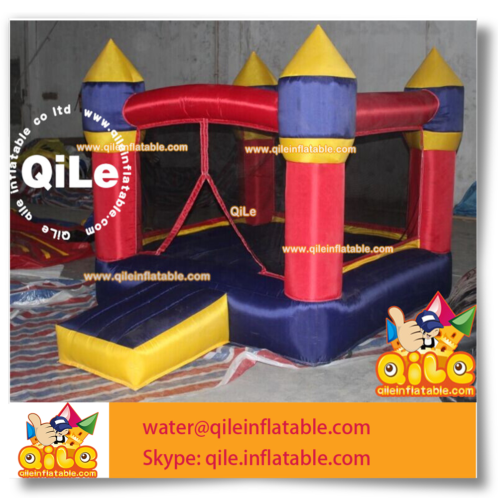 best price classic mini inflatable jumping castle bouncer moonwalk for little kids' outdoor indoor amusement