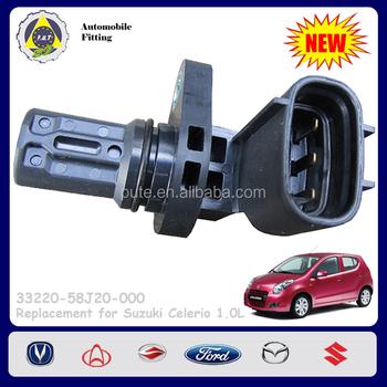 Car Accessories 33220-58j20 Crankshaft Position Sensor For Suzuki Celerio - Buy Crankshaft