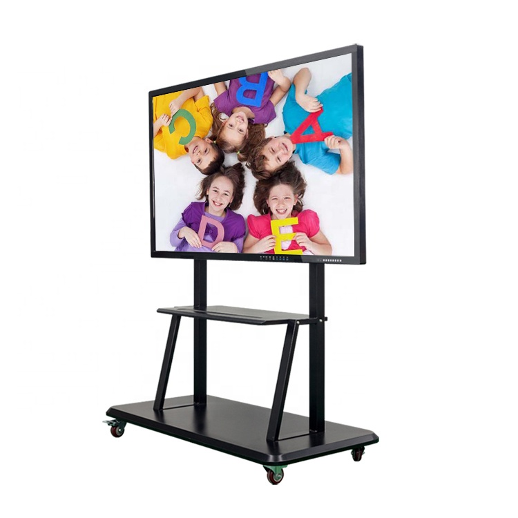 58 inch video's hd full color led display Whiteboard Type en Vinger touch en Draagbare Stijl vinger touch whiteboard interactieve