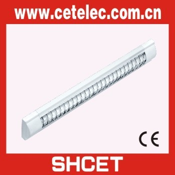 CET-236 Fluorescent Lighting Fixture T8 2X36W (CE certificates)