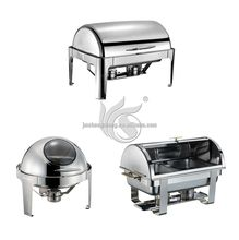 Restaurant Hotel Supplies 9L Stainless Steel Catering Pots