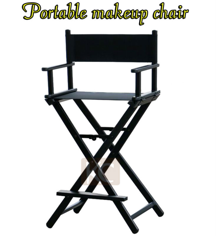 Foldable cheap barber makeup chair for sale, new fashion hairdressing chair