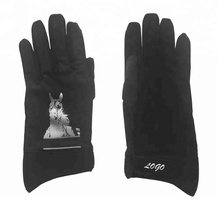 Horse Riding Glove with Reinforce