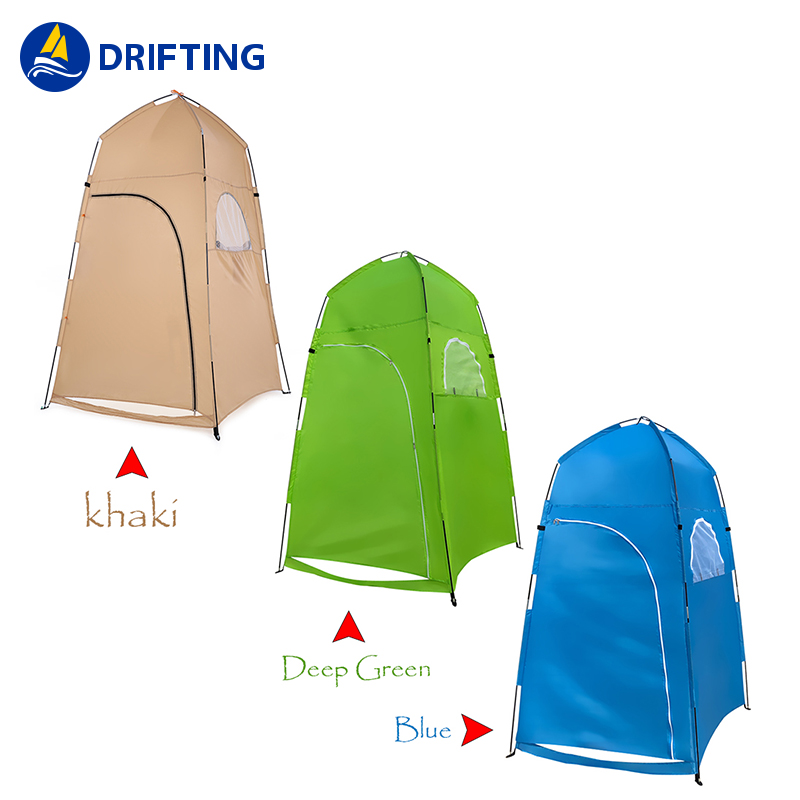 KingCamp Camping Shower Toilet Tent Bath Changing Dressing Room Privacy Portable