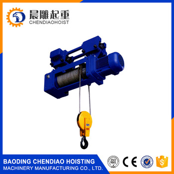 Yale Cable King Electric Wire Rope Hoist Cd Electric Wire Rope Hoist ...
