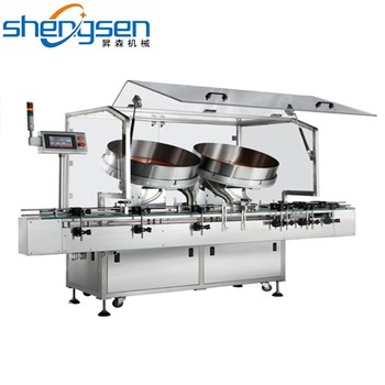 Pharmaceutical Industry Capsule Filling Counting Filling Tablet Capsule Counting Machine