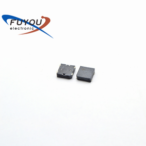 10*10*3.2mm 3 v Smd cicalino magnetico con Foro Laterale
