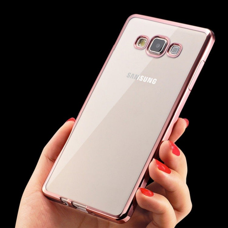 promo code 2761b b3b64 Rose Gold Waterproof Shockproof Case For Samsung Galaxy A5 For ...