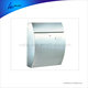 Germany Quality Stainless Steel Wholesale Mailbox For Apartment Garden