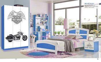 흰색 Mdf 침실 가구 세트 소년 룸 - Buy Product on Alibaba.com