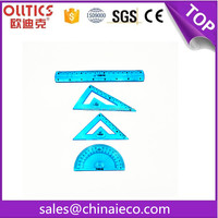 Drafting supplies stationery ruler set