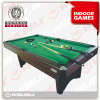 pool table billiards,MDF Pool Table in 7ft,USA 7FT pool table
