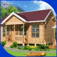 fancy construction cheap price prefab wood home kit