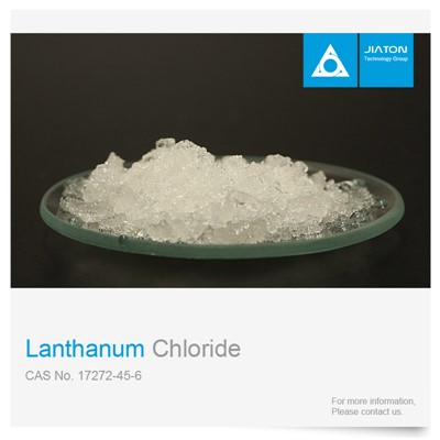 LaCl3 High Purity Lanthanum chloride Hexahydrate