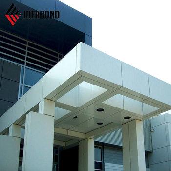Pvdf/pe Coated Advanced Construction Materials/ Acp Acm Price/exterior Wall  Aluminum Composite Panels - Buy Construction Material,Construction