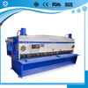 QC11Y-4X3200 hydraulic plate cutter,cnc swing beam or guillotine shearing machine With CE Approved