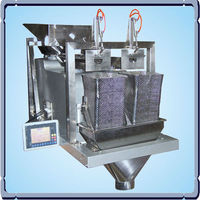 BT-ACZ-D Small 2 Head Linear digital weigher, in motion weighing, packaging machinery manufacturing